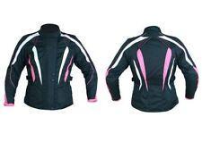 Ladies motorcycle motorbike textile women biker jacket waterproof  CE armours