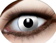 Neu+farbige+Kontaktlinsen+crazy+Linsen+Halloween+Fasching+Motiv+Horror+Karneval+