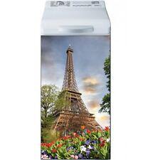 Sticker Lave Linge Tour Eiffel 24 Art déco Stickers