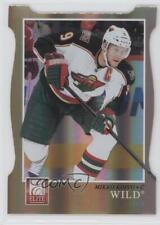 2011 Panini Elite Status Gold Die-Cut #86 Mikko Koivu Minnesota Wild Hockey Card