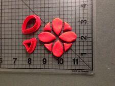 Geometric Flower Cookie Cutter Set