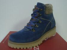 Marco Tozzi Stiefel Stiefeletten Damen Schuhe 2-26272-37 815 Gr.37-42 blau Neu5