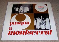 PASQUA A MONTSERRAT - 1964 - Vergara 14.007-SL (Spain) NEAR MINT