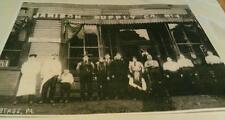 Old Crabtree Pa. Jamison Coal & Coke Co. Supply Company Store No. 4 Poster Repo