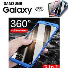 COVER Fronte Retro 360° per SAMSUNG GALAXY A6 PLUS ORIGINALE Protezione PREMIUM