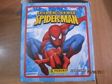 evado mancoliste figurine SPIDER MAN SENSE Panini 2009 0,30€ vedi lista