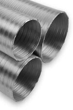 5m Flexrohr Alu-Flex-Rohr Alurohr Flexschlauch Schlauch Aluflexrohr DN 50 - 315