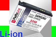 Batteria per Samsung i900 OMNIA Li-ion 1440 mAh NUOVA