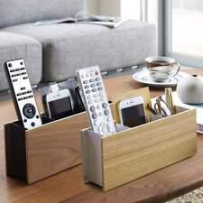 YAMAZAKI tischorganizer de madera + Metal para control remoto móvil LAPICES