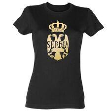 Serbien Damen T-Shirt