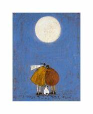 Nuevo Una Luna para llamar su propio Sam Toft impresión
