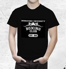 Call Of Cthulhu T Shirt Miskatonic University Boxing Club