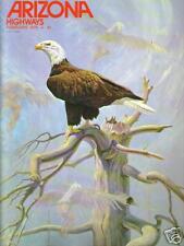 ARIZONA HIGHWAYS LARRY TOSCHIK 'S WORLD OF BIRDS ART 10 ISSUE COLLECTION