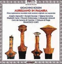Aureliano in Palmira-Comp Oper, New Music