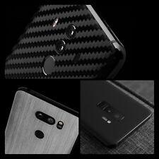 Samsung Galaxy HTC LG Huawei One+ Skin Aufkleber Wrap 3M Folie Rückseite Schutz