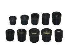 "1.8/2.1/2.5/3.6/6/8/12/16/25MM 1/3"" CCTV F2.0 Fixed Board Lens For CCTV Camera"