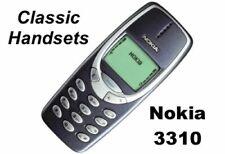 Old Shape 2G Basic Classic NOKIA 3310 Unlocked SIM Free Cell Phone UK STOCK