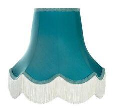 Azzurro Blu Tessuto Lampada Tonalità Luci a muro soffitto lampade da tavolo pavimento paralumi