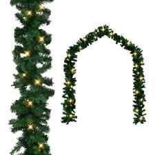 Ghirlanda natalizia decorazioni Natale interno ed esterno a LED 5m/10m/20m