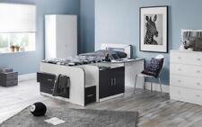 Berlin Children's Cabin Storage Bed Frame Single Bedroom Furniture Available
