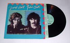 OOH YEAH! - Hall & Oates VINILE 33g (12)
