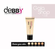 DEBBY BY DEBORAH FONDOTINTA FLUIDO MAT & E PERFECT SPF 15 SENZA OLIO 30ML