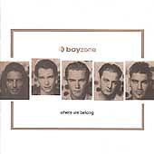 CD ALBUM - Boyzone - Where We Belong