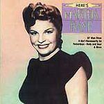 MARTHA RAYE - HERE' S MARTHA RAYE - NEW SEALED CD