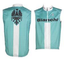 Mantellina Gilet Bianchi Reparto Corse Celeste Bianchi/VEST BIANCHI REPARTO CORS
