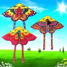 Huge 90cm Butterfly Kite single line Novelty animals Kites Children'sOutdoor Toy