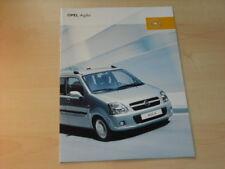 15297) Opel Agila Prospekt 2005