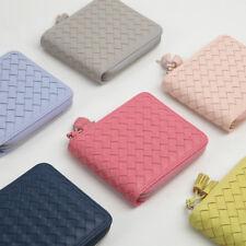 EMMA YAO Leather wallet female fashion women wallets  brand coin purses & holder