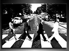 Bild auf Leinwand The Beatles  Kunstdrucke, Wandbilder, Gemälde - Poster