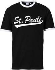 ST. Pauli Soccer Shirt Black