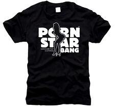 Porn Star Bang -  T-Shirt - Gr. S bis XXXL