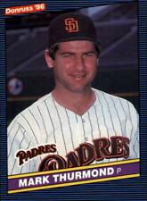 1986 Donruss Baseball #261 - #511 - Choose Your Cards