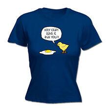 HOLY Crap! Dave è che tu Da Donna T-Shirt Tee Top Divertente Regalo Regalo di Natale
