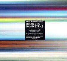 BRIAN ENO DAVID BYRNE CD My life in the bush of ghosts + 7 bonus tracks