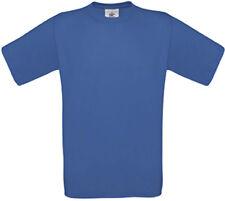 Lot de 10 tee-shirt enfant B&C royal blue100% coton - CG149