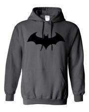 Batman Logo Hoodie - SM - 5XL - DC Comics