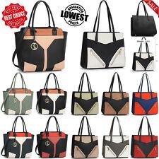 Womens Shoulder Bags Ladies New Designer Celebrity Style Faux Leather Handbags
