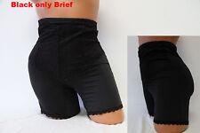 Shelley Pack Lot Lace Tummy Control High Waist Boyshorts Panty S/M/L/XL/2XL