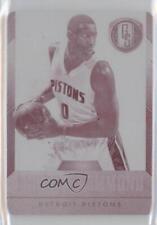 2014-15 Panini Gold Standard #61 Andre Drummond Detroit Pistons Basketball Card