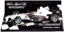 Minichamps Sauber Motorsport Showcar 2010 - Kamui Kobayashi 1/43 Scale