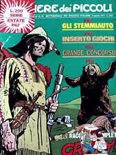 Corriere dei Piccoli 32 1971 Nel Paese dei Puffi - dany Futuro - Coccobill Jacov