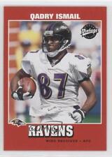 2001 Upper Deck Vintage #15 Qadry Ismail Baltimore Ravens Football Card