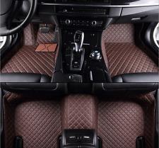 For  Honda  CR-V CRV 2007-2017 leather Car Floor Mats Waterproof Mat