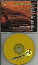 MATTHEW SWEET Ugly Truth RARE ROCK MIX RADIO DJ PROMO CD Single 1993