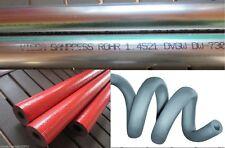 Viega Sanpress INOX Edelstahl Rohr 1m 2m 6m 15,18,22,28,35,42,54mm Trinkwasser
