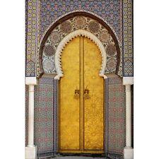 Pegatinas de pared decoración : puerta oriental 1401
